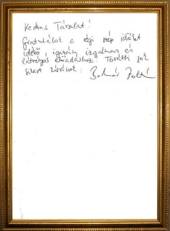 Bodnár Zoltán (a Kolibri Színház színésze és rendezője)